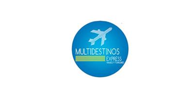 Multidestinos express Agencia de viajes
